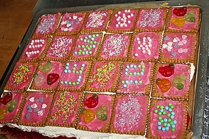 Keks-Kuchen vom Blech 34