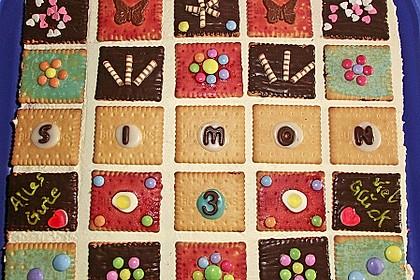 Keks-Kuchen vom Blech 2
