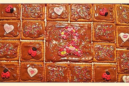 Keks-Kuchen vom Blech 46