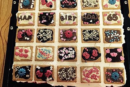 Keks-Kuchen vom Blech 13
