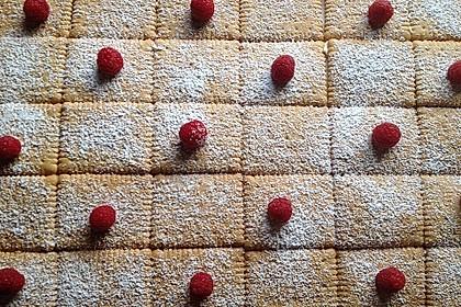 Keks-Kuchen vom Blech 9