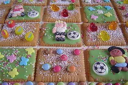 Keks-Kuchen vom Blech 19