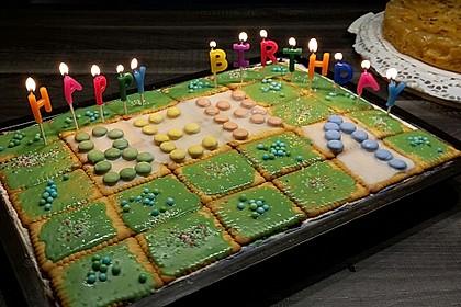 Keks-Kuchen vom Blech 33
