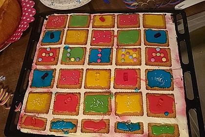 Keks-Kuchen vom Blech 84