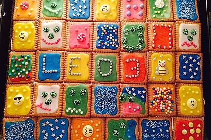 Keks-Kuchen vom Blech 35