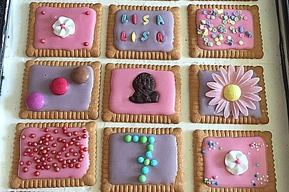 Keks-Kuchen vom Blech 14