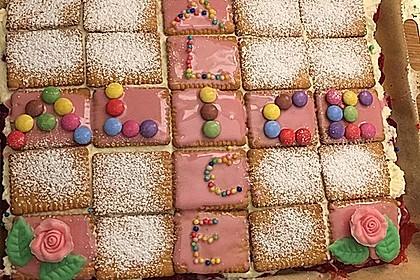 Keks-Kuchen vom Blech 67