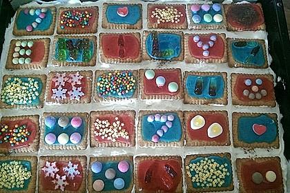Keks-Kuchen vom Blech 66