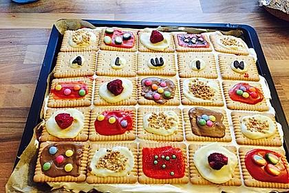 Keks-Kuchen vom Blech 37