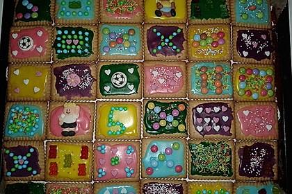Keks-Kuchen vom Blech 41