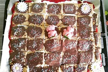 Keks-Kuchen vom Blech 86