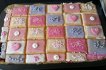 Keks-Kuchen vom Blech 10
