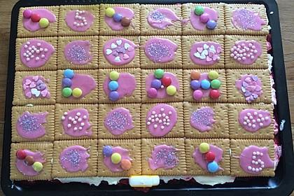 Keks-Kuchen vom Blech 74