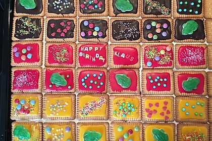 Keks-Kuchen vom Blech 61