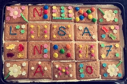 Keks-Kuchen vom Blech 58
