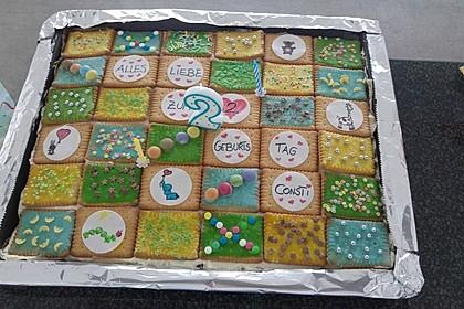 Keks-Kuchen vom Blech 62