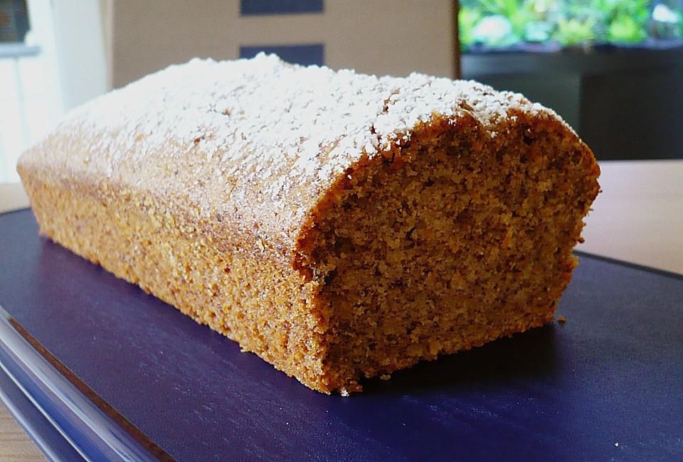 Kuchen aus mohren