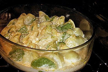 Italienischer Cannelloni - Auflauf 2