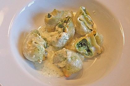 Italienischer Cannelloni - Auflauf 1