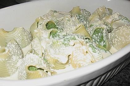 Italienischer Cannelloni - Auflauf 7