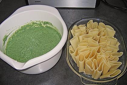 Italienischer Cannelloni - Auflauf 6