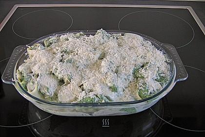 Italienischer Cannelloni - Auflauf 9