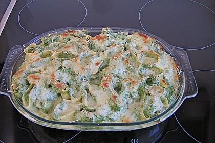 Italienischer Cannelloni - Auflauf 3