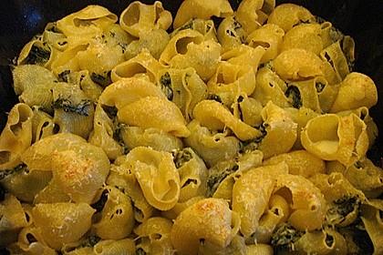 Italienischer Cannelloni - Auflauf 10