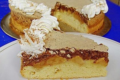 Apfel - Amaretto - Torte 1