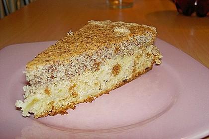 Apfel - Amaretto - Torte 2