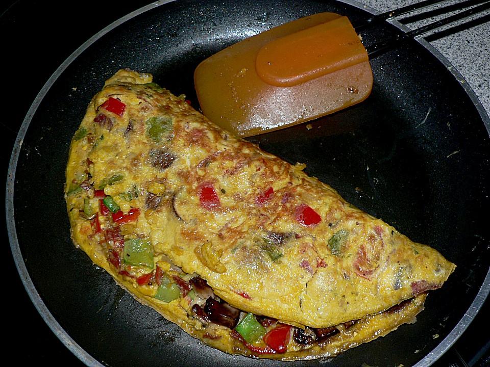 1 a omelette mediterran pizza omelette von mewalter. Black Bedroom Furniture Sets. Home Design Ideas