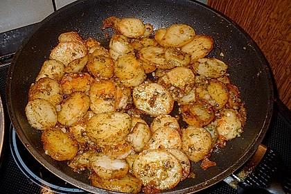 Mediterrane Bratkartoffeln 1