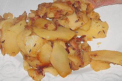 Mediterrane Bratkartoffeln 0