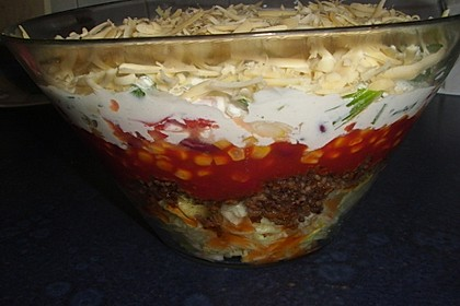 Taco - Salat 1