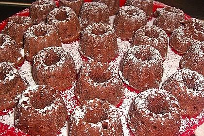 Einfacher Schokoladenkuchen 1