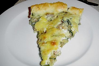 Zucchini - Quiche 16
