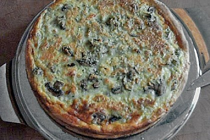 Zucchini - Quiche 2