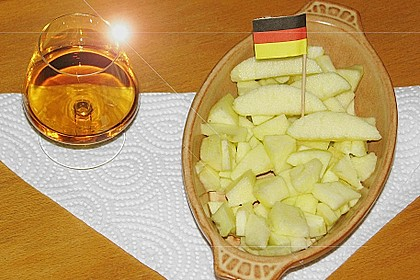 Calvados Apfel Raclette 1