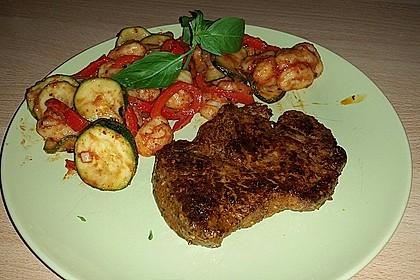 Gnocchi-Salat mit Zucchini und Paprika 55