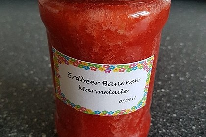 Erdbeer - Bananen - Marmelade 19