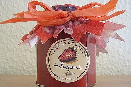 Erdbeer - Bananen - Marmelade 8
