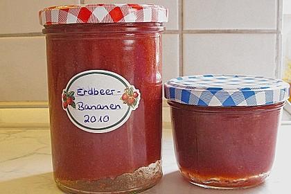 Erdbeer - Bananen - Marmelade 2