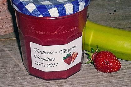 Erdbeer - Bananen - Marmelade 3