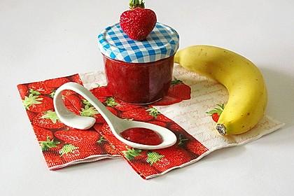 Erdbeer - Bananen - Marmelade