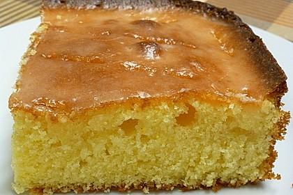 Zitronenkuchen vom Blech 9