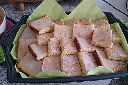 Zitronenkuchen vom Blech 11