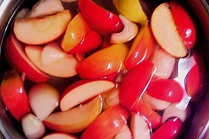 Apfel - Zwiebel Tee 4
