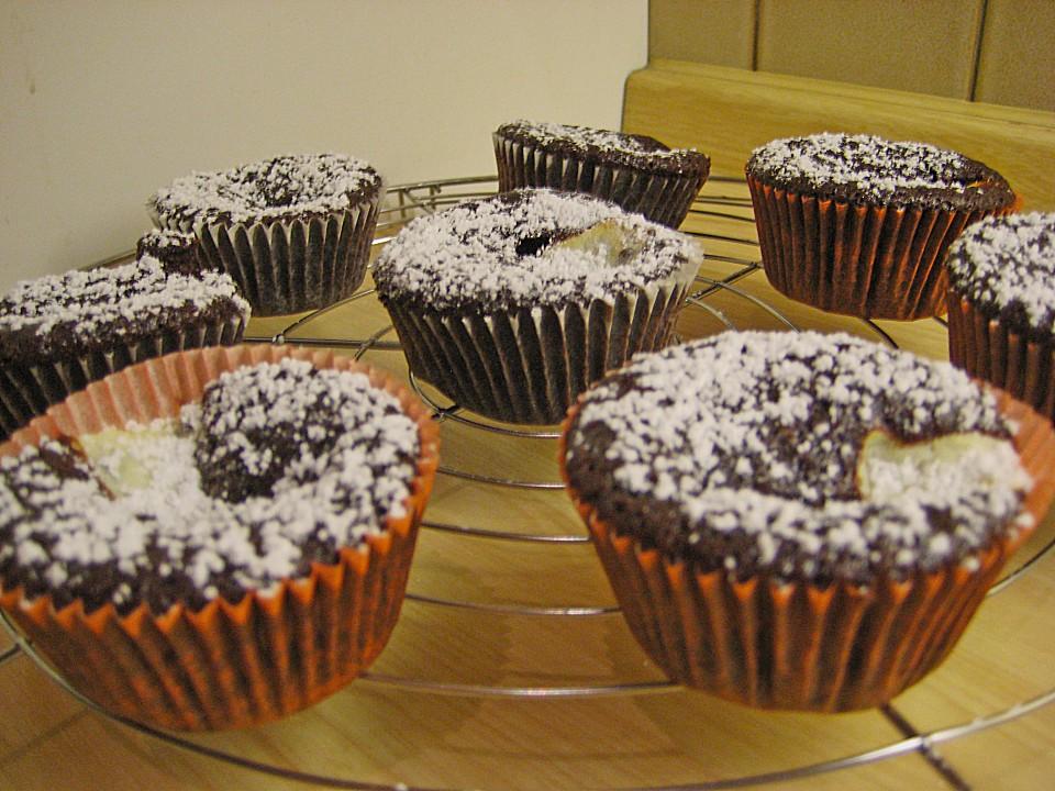 Black Bottom Cupcakes I Recipe — Dishmaps