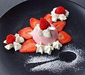 Erdbeer - Joghurt - Dessert à la Tani