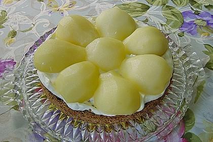 Birnen - Schokoladen Torte 14